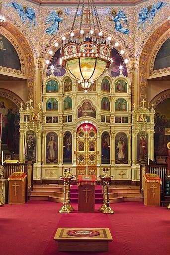 Holy Trinity Interior © Jeremy Atherton, 2007